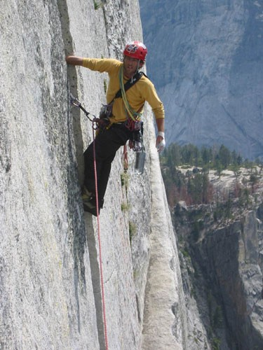 Half Dome - Photo Gallery - Regular Northwest Face 5.12 or 5.9 C1