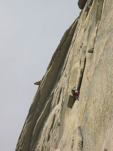 Jack Hsueh leading the first Zig Zag pitch.