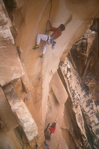Peter Croft, Desert Reality, 5.13.