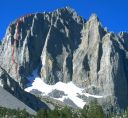 Temple Crag - Venusian Blind 5.7 - High Sierra, California USA. Click for details.
