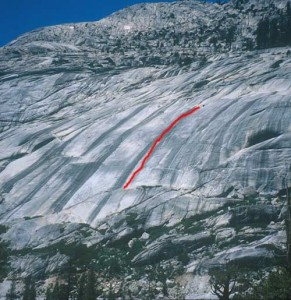 Bunny Slopes - Wild in the Streaks 5.7 - Tuolumne Meadows, California USA. Click to Enlarge