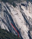 Royal Arches Area - Super Slide 5.9 - Yosemite Valley, California USA. Click for details.
