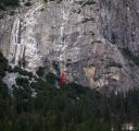 Schultz's Ridge - Hooter Alert 5.10c - Yosemite Valley, California USA. Click for details.