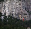 Schultz's Ridge - Second Thoughts 5.10a - Yosemite Valley, California USA. Click for details.