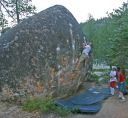 Lake Tahoe Bouldering, California, USA - North Bliss . Click for details.