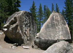 Split Rock - Lake Tahoe Bouldering, California, USA. Click to Enlarge