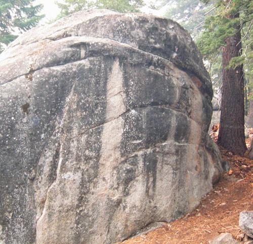 The Latitudes Boulder.