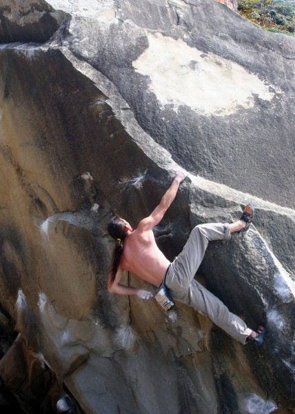 Richie Esquibel �Living a Dream� (V6).