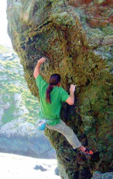 Sea Crag - Bay Area Bouldering, California, USA. Click to Enlarge