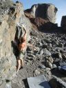 Mickeys Beach - Bay Area Bouldering, California, USA. Click for details.