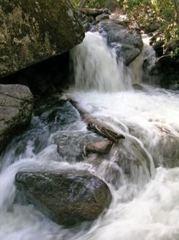 Indian Creek - Yosemite Valley Bouldering, CA, USA. Click to Enlarge