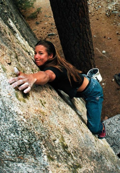 Brittney Griffith on The Kor Problem (V3).