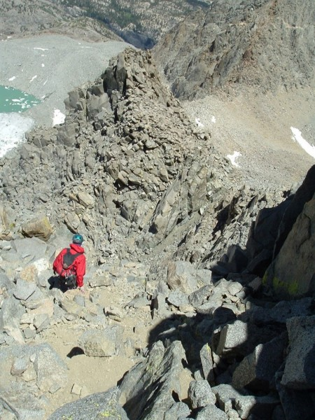 Mt. Sill Swiss Arete