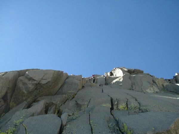 Swiss Arête Mt. Sill