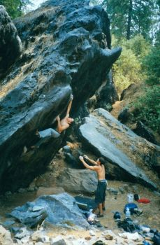 Columbia College - Northern California Bouldering, USA. Click to Enlarge