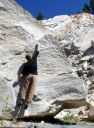 Northern California Bouldering, USA - 395 Boulder-East Side . Click for details.