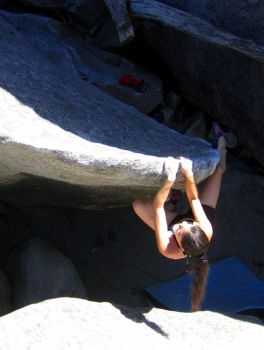Feather River - Northern California Bouldering, USA. Click to Enlarge