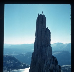 Eichorn Pinnacle offers a classic Sierra summit experience