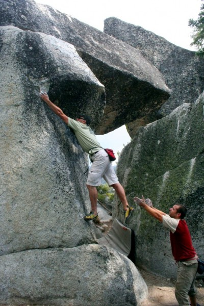 A Bear Valley Boulder Bash Classic!