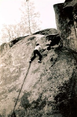 Ken Ariza - Slab Crack VBR/5.6R!!  circa 1980's  