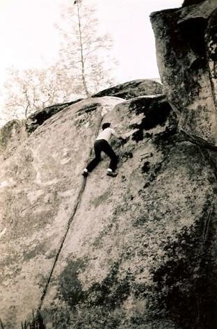 Ken Ariza - Slab Crack VBR/5.6R!!  circa 1980's