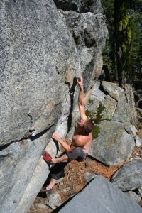 Tamarack North-East - Tuolumne Bouldering, CA, USA. Click to Enlarge