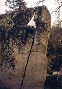 Olmstead Boulders - Tuolumne Bouldering, CA, USA. Click to Enlarge
