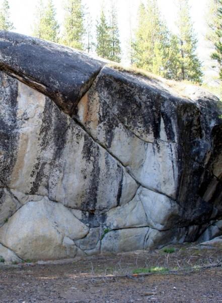 Ricks Boulder