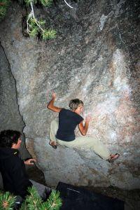 Puppy Boulders - Tuolumne Bouldering, CA, USA. Click to Enlarge