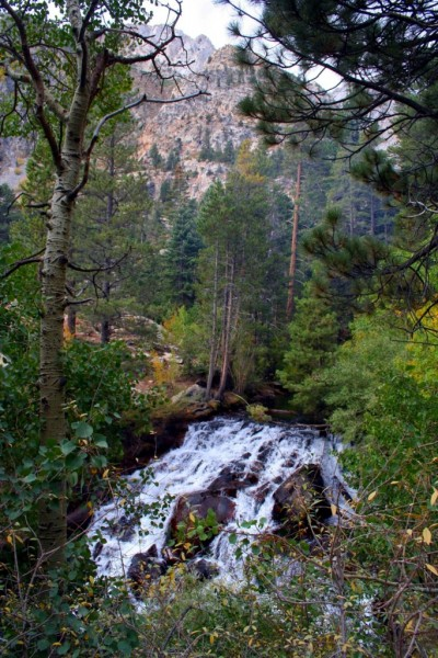 Lee Vining Canyon