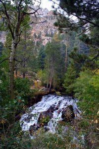 Lee Vining Canyon - Tuolumne Bouldering, CA, USA. Click to Enlarge