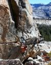 Tuolumne Bouldering, CA, USA - May Lake - Rock Slide . Click for details.
