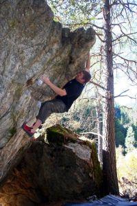 Big Bar - Northern California Bouldering, USA. Click to Enlarge