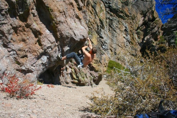 Big Chief Bouldering