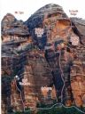 Mt. Spry - Swamp Donkey III 5.11- A0 - Zion National Park, Utah, USA. Click for details.