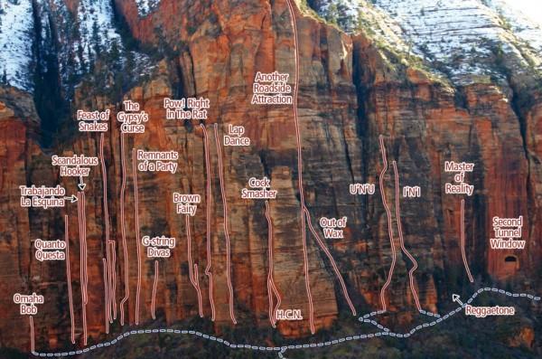 Cragmont Zion Climbing