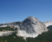 Razor Back - Chop the Hogs 5.7 - Tuolumne Meadows, California USA. Click to Enlarge