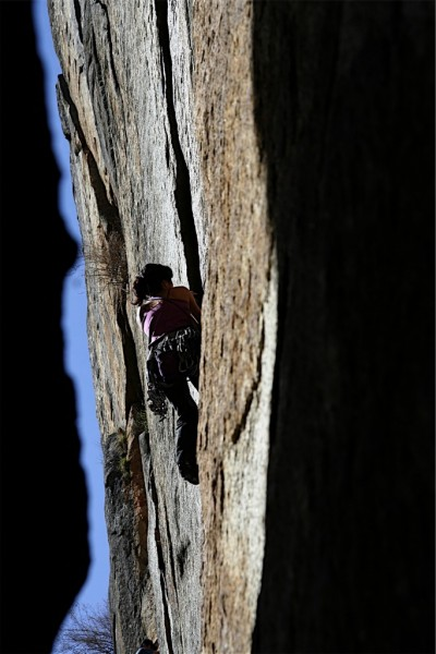 Outer Limits, Cookie Cliff, Yosemite Valley
