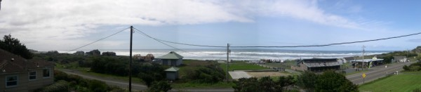 Oregon Coast from my home there.