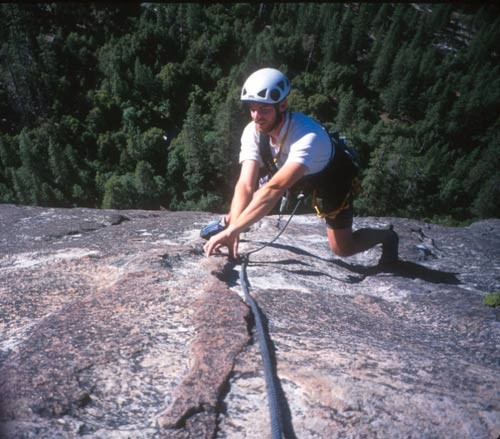 Chet Moritz of the 5.6 Pitch 6 of Nutcracker.
