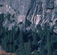 Church Bowl - Revival 5.10a - Yosemite Valley, California USA. Click to Enlarge