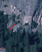 Church Bowl - Uncle Fanny 5.7 - Yosemite Valley, California USA. Click to Enlarge