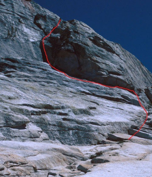 A fine route to introduce yourself to Tuolumne climbing.