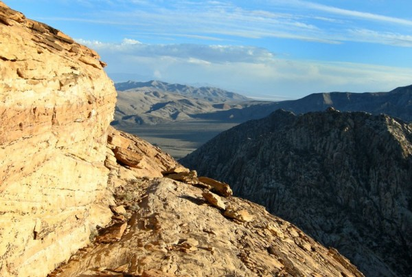 Summit of Windy Peak
