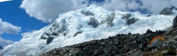 Chopicalqui 6354mtrs. Cordillera Blanca, Peru.