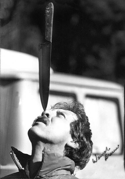 Werner's Knife Skills!