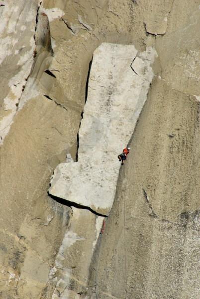 Mark climbing Boot Flake