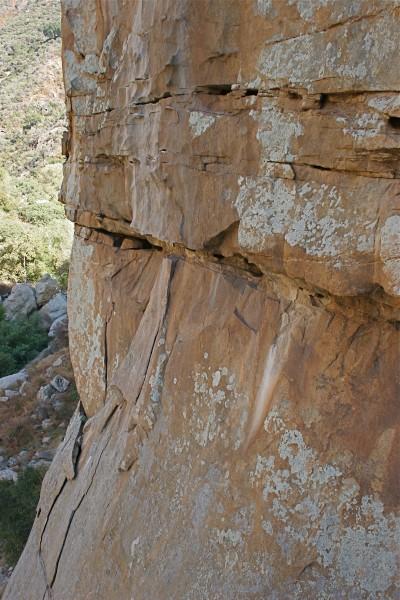 Nice rock, no climbers