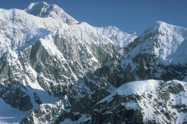 SW Ridge of Pk. 11300