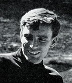 Frank in Camp 4 - 1965